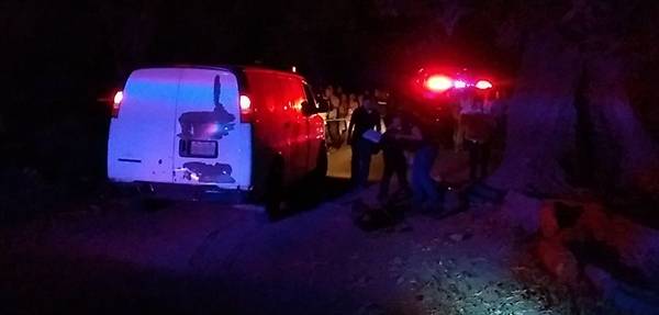 Con disparos de una 45 asesinan a dos primos en Navolato