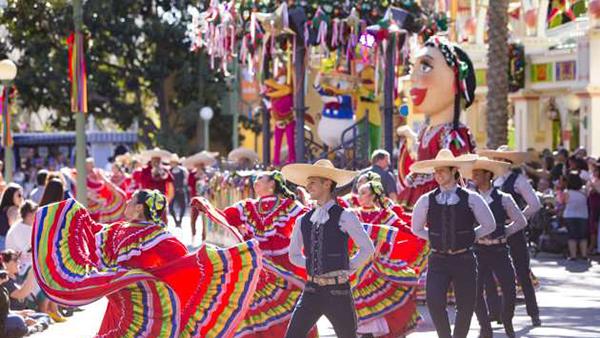 Disney se pone muy mexicano en esta Navidad