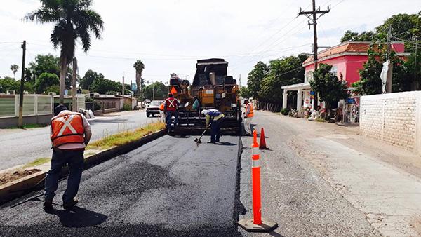 Por arrancar paquete de pavimentaciones y carreteras por 800 mdp: Quirino