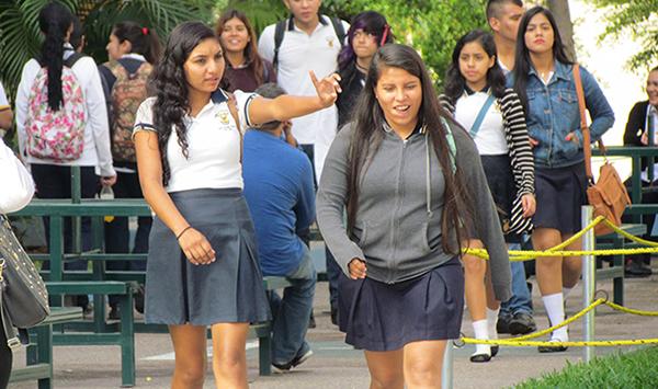 Más de un millón 76 mil estudiantessaldrán de vacaciones el 21 de diciembre