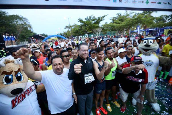 Se vive al máximo la fiesta del Gran Maratón Pacífico 2017