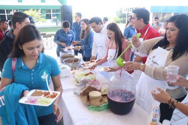 Inauguran el cuarto comedor universitario en Culiacán