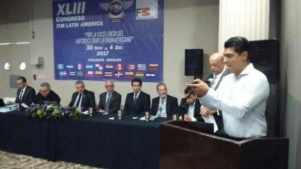 Inaugurado el XLIII Congreso FIM Latin América