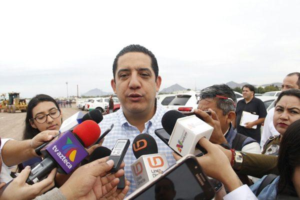Posible cerrar el 2017 sin pedir ningún préstamo: Jesús Valés