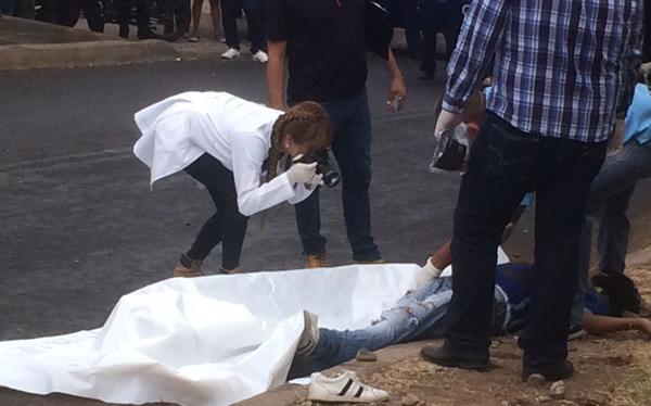 Muere un joven a balazos en la colonia Lázaro Cárdenas