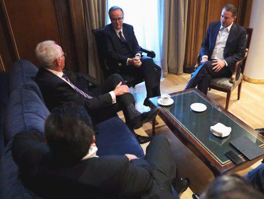 Buscan hospedar inversiones de Barceló y Melía