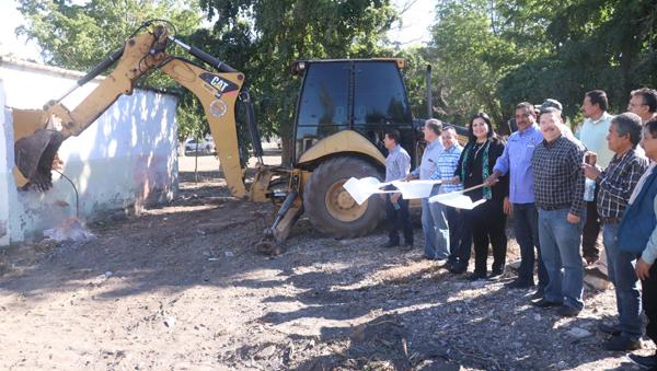 SEDESOL anuncia construcción de dos comedores comunitarios