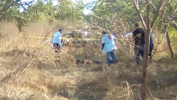 Matan a desconocido en Villas del Río