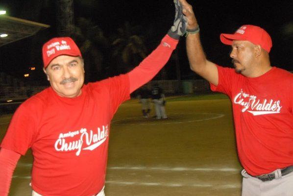 Pega primero Amigos de Chuy Valdés