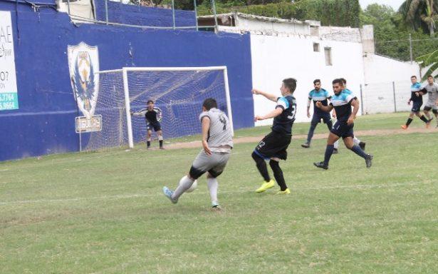 A jugar en el futbol de Tercera Fuerza