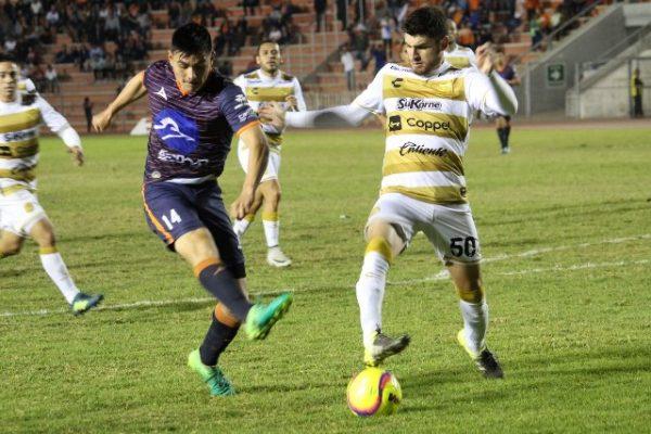 Dorados abre con derrota la Copa MX