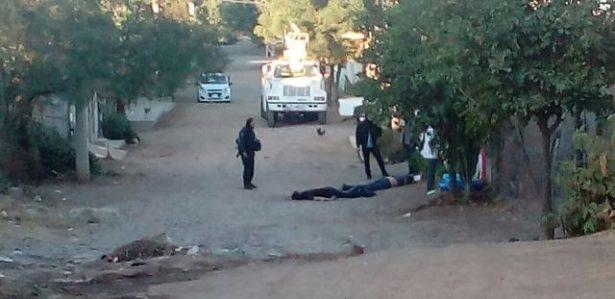 Dos ejecutados en la Ampliación El Barrio