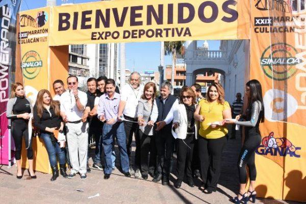 Se puso en marcha la Expo Deportiva