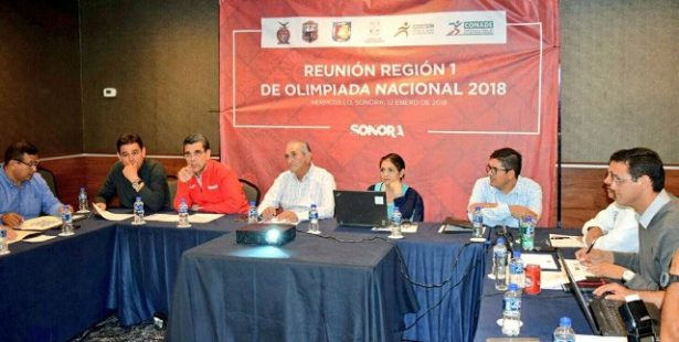 Serán sede de softbol y TKD en Olimpiada Regional