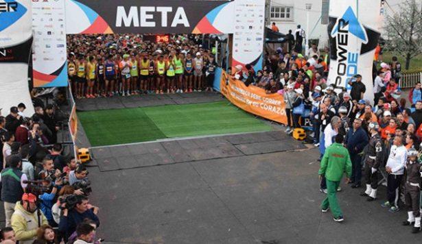 Todos a correr en el Maratón