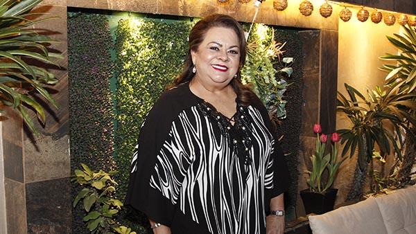 Marilú González de Ortiz de cumpleaños