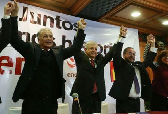 """Se registra """"Juntos haremos Historia"""" ante el IEES"""