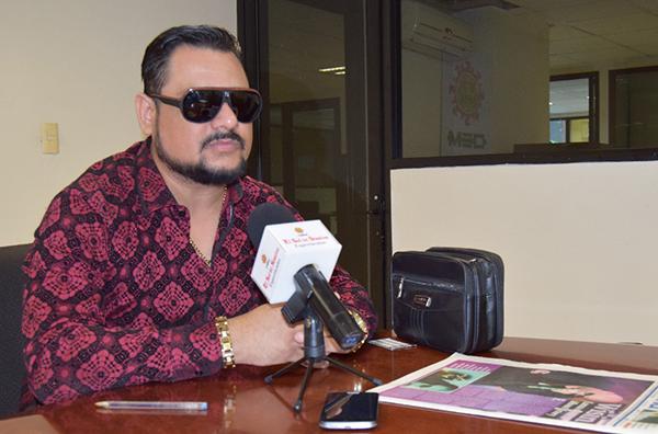 Vengo con guitarras este año: El Coronel de Sinaloa