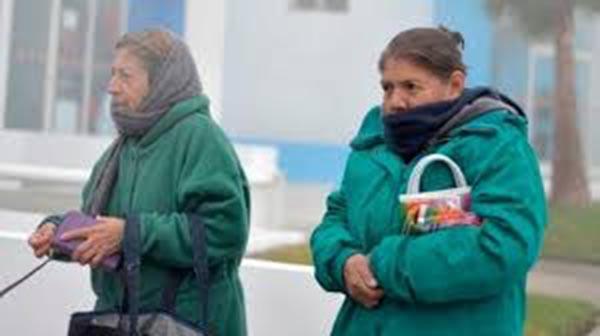 Protección Civil detecta zonas frías en el sector norte y centro del estado