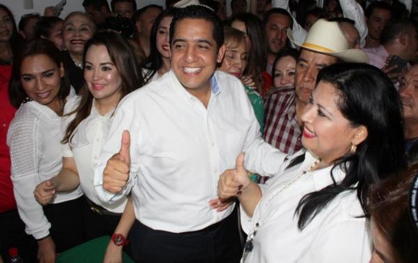 Quiero continuar al frente de Culiacán: JVP