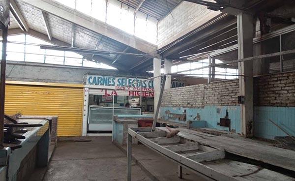 Se reconstruirá Mercado Izabal: Jesús Valdés