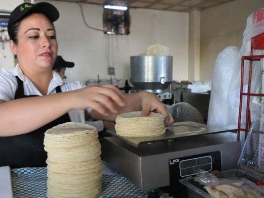 Se apoyará a industriales de la masa y la tortilla: Rafael Rodríguez