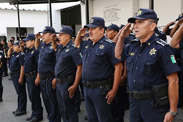 Culiacán tiene un déficit de 500 policías