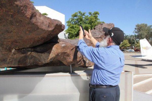 Meteorito de Bacubirito tendrá un santuario