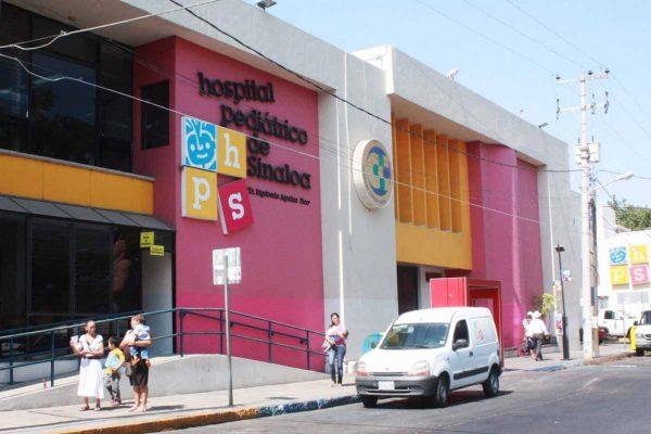 Recibe el Hospital Pediátrico 4 mdp para reserva de medicamentos