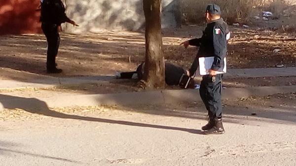 Asesinan a un joven en el Haciendas del Valle