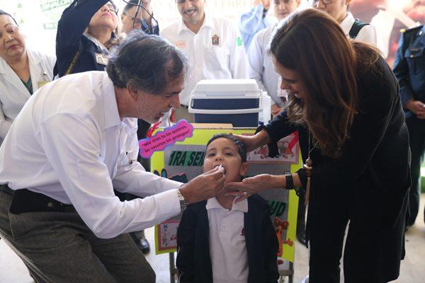 La SSA aplicará en Sinaloa más de 540 mil dosis de vacunas