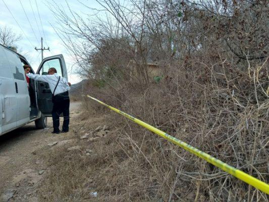 Encuentran un ejecutado en las faldas del cerro en la Campesina el Barrio