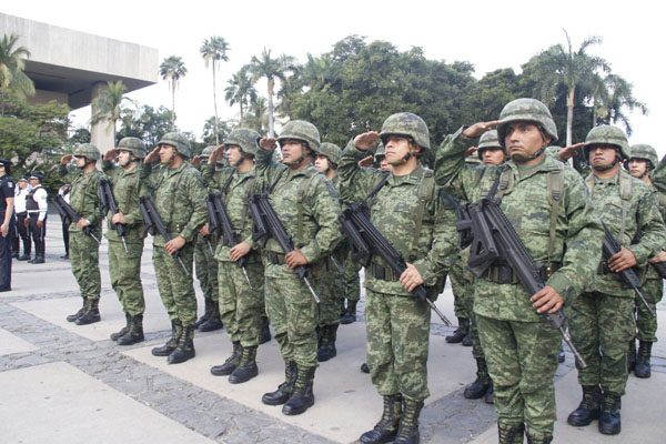El Ejercito un sólido soporte para la seguridad nacional