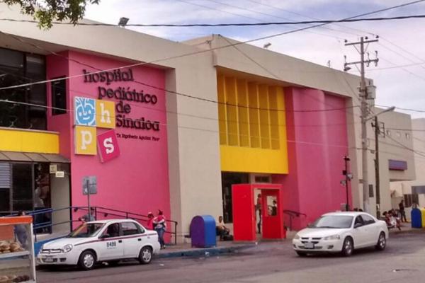 Anuncia Quirino rescate financiero del Pediátrico