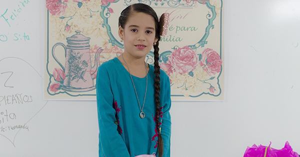 Rosita festejó su noveno aniversario