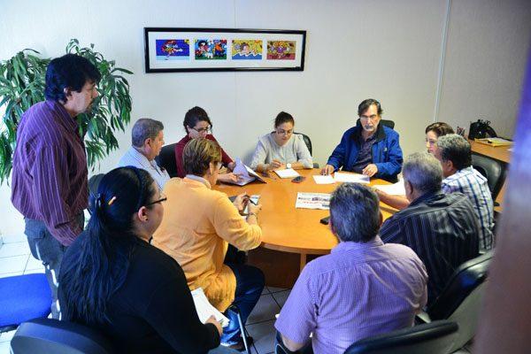 Secretario de salud preside reunión en el Hospital pediátrico de sinaloa
