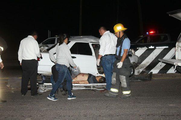 Muere un joven en un accidente en la sindicatura de Costa Rica