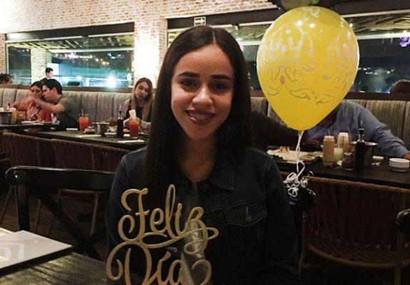 Celina festeja sus 16 años