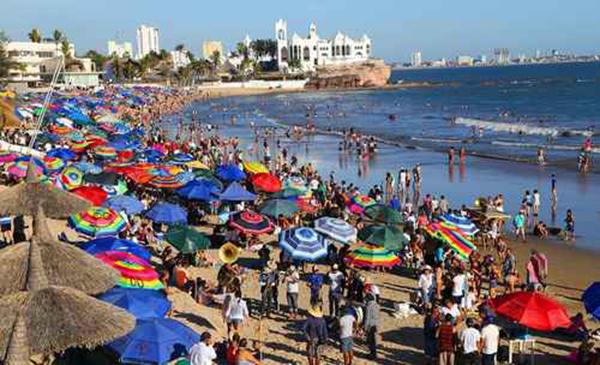 'Playas locales son aptas para bañistas'
