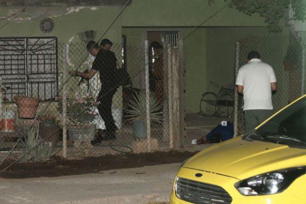 Dos muertos y dos heridos dejó atentado en  la Toledo Corro