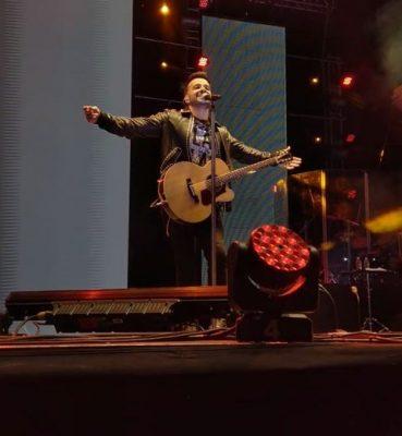Luis Fonsi se presentó con éxito en Culiacán
