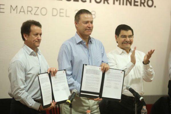 Instala Quirino el Comité para la Competitividad del Sector Minero