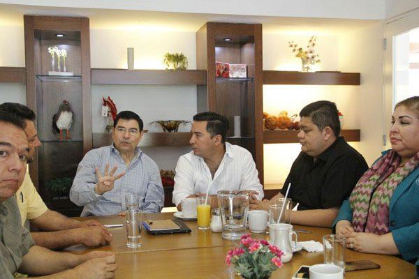Reconoce Intercamaral Estatal avance económico con Quirino