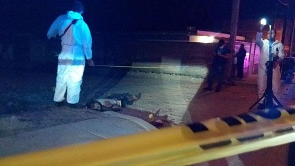 A balazos matan a hermanos en la colonia Rosario uzarraga