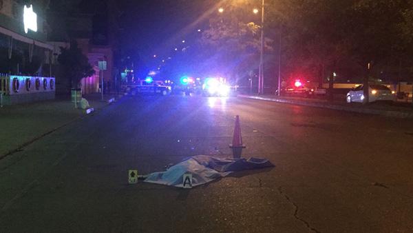 Muere atropellado frente a la Fiscalía de Sinaloa