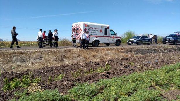 Localizan sin vida a vecino de la sindicatura del Tigre -Navolato