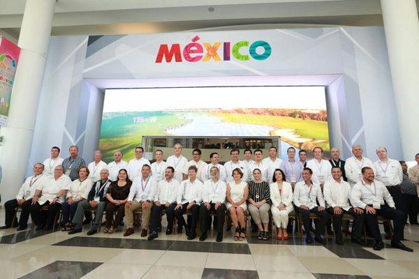 Firman convenio Inegi y Sectur en el marco del Tianguis Turístico Mazatlán 2018