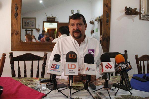 Tendencia no cambiará con el debate: Serapio Vargas