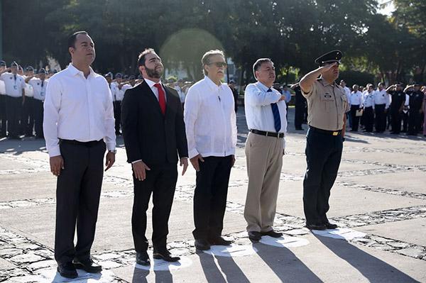 Conmemoran el CXXVIII aniversario del Natalicio del General Rafael Buelna