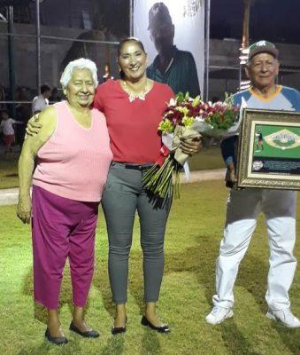 Homenaje de ensueño para Nelly Ochoa